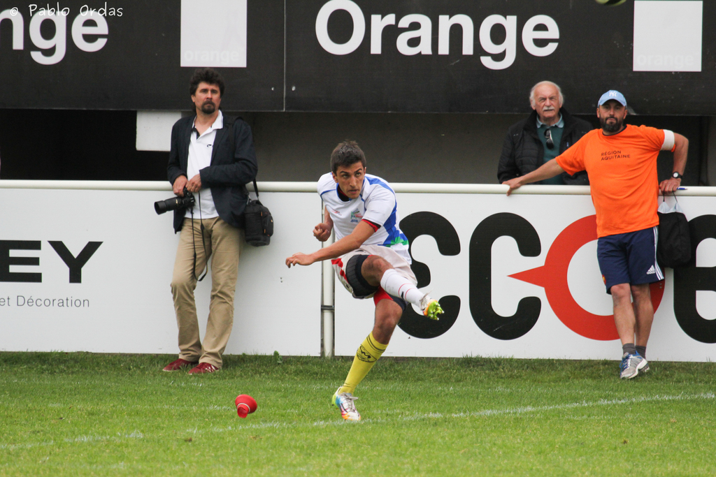 Tom Juniver, Aquitaine U18
