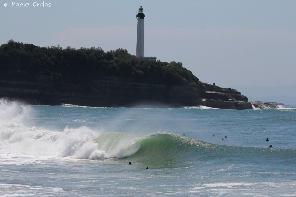 Vague Anglet photo pablo ordas (1)