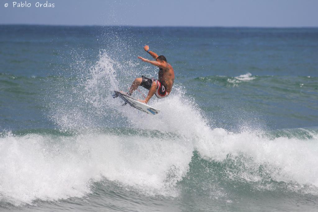 Thiago Tipas, Anglet, Surf, Air