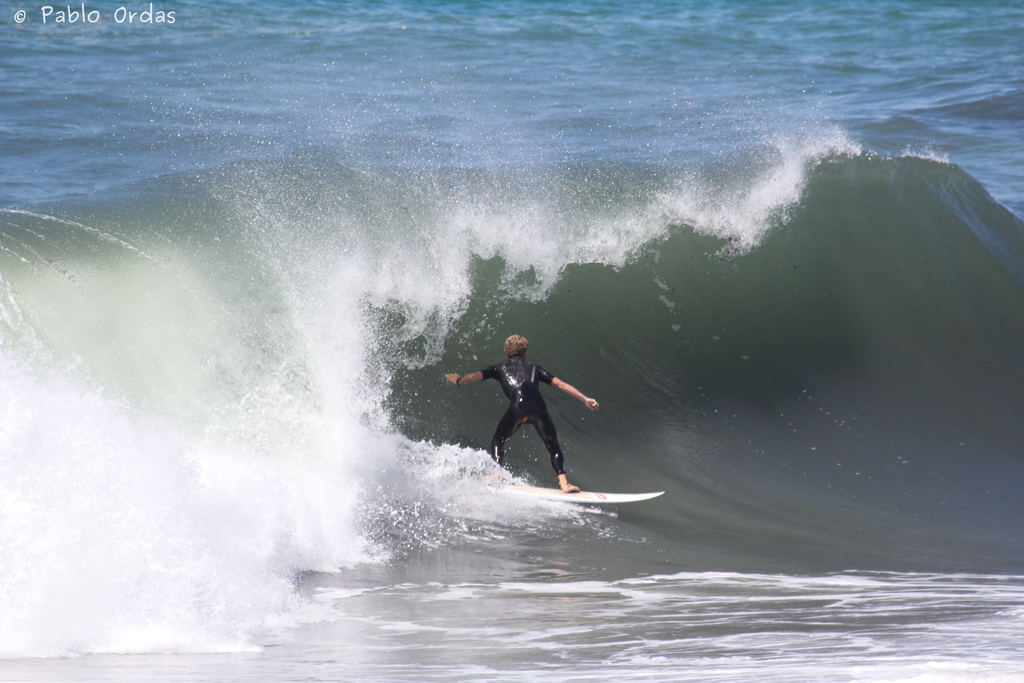 Julen Thouron, Sables d'Or Anglet tube