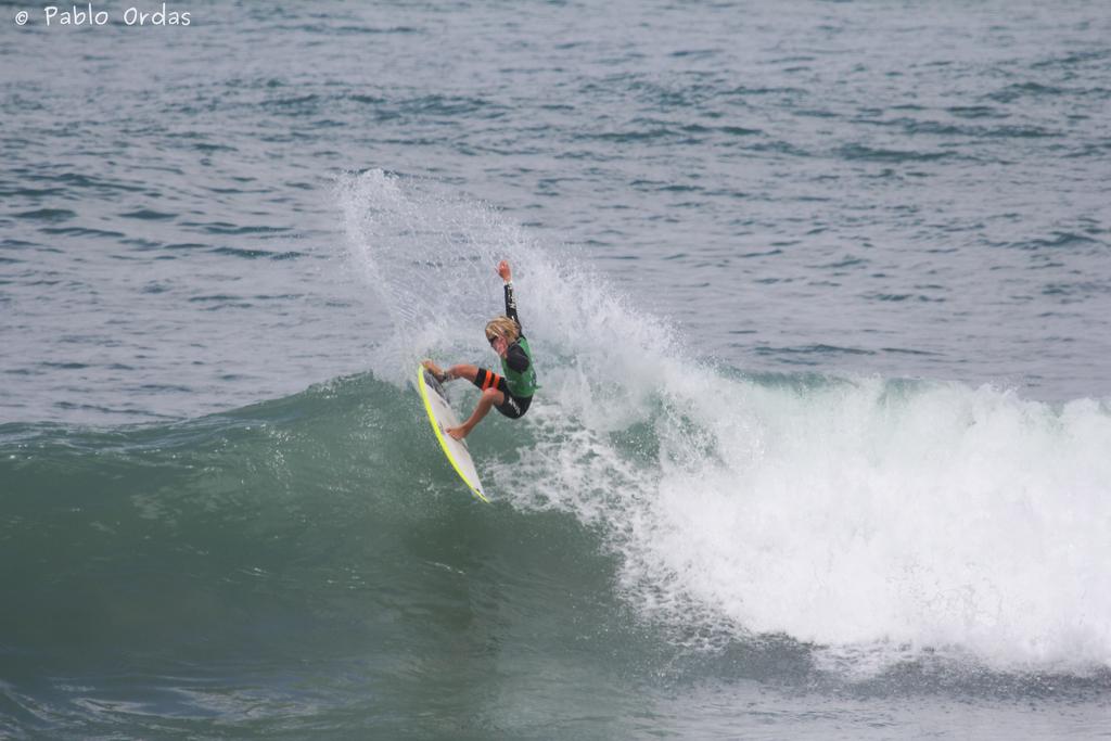 Dean Vandewalle Anglet surf