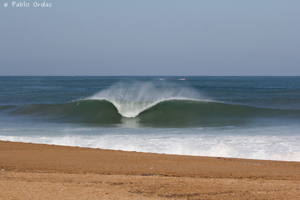vague anglet