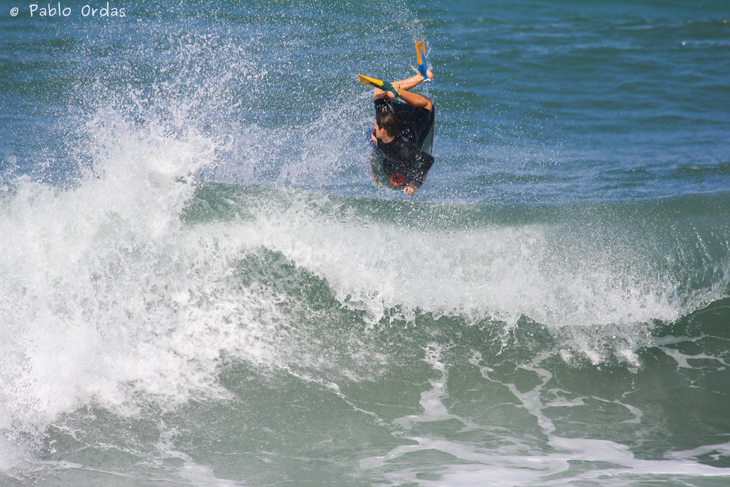 Julien Manterola, Reverse Air - Anglet