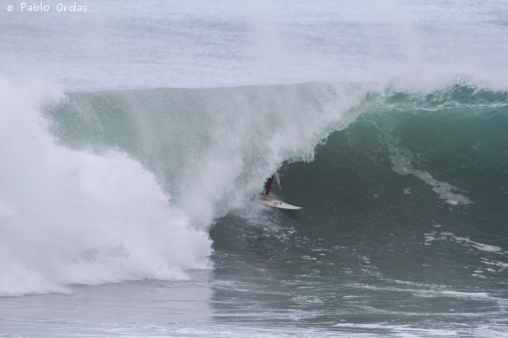 Julien Thouron, Anglet